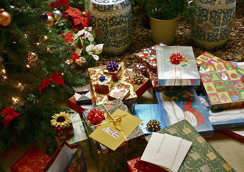 Darovi za Božić
